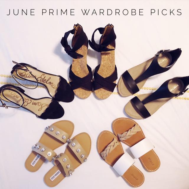 June Prime Wardrobe picks