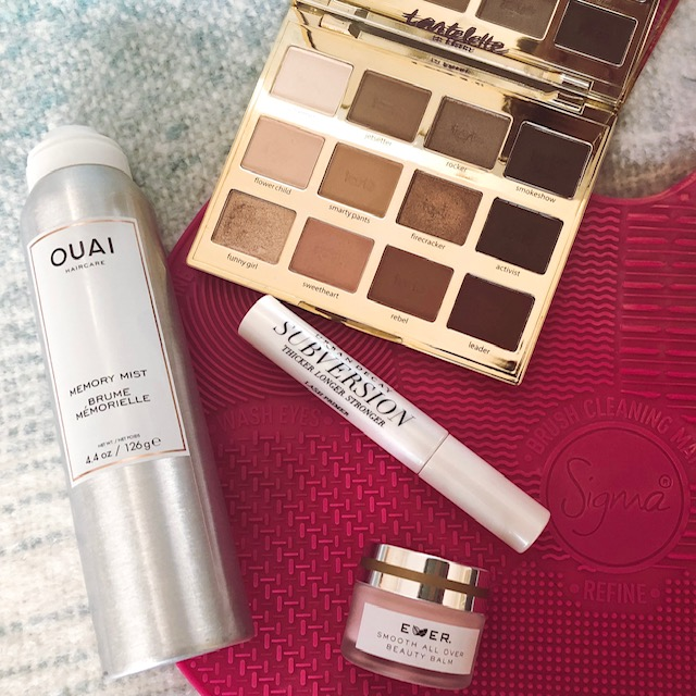 Friday Five | 5 current beauty find favorites