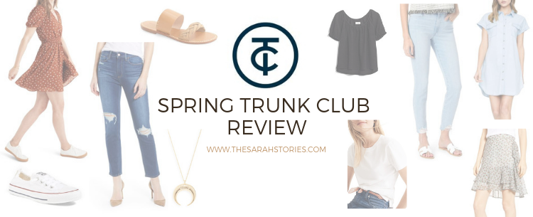 Spring Trunk Club review