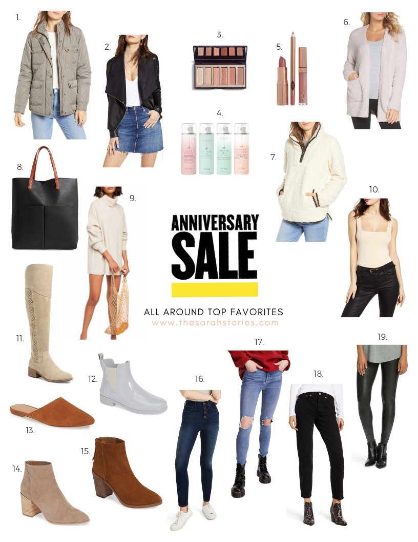 All around Top 2019 NSALE favorites