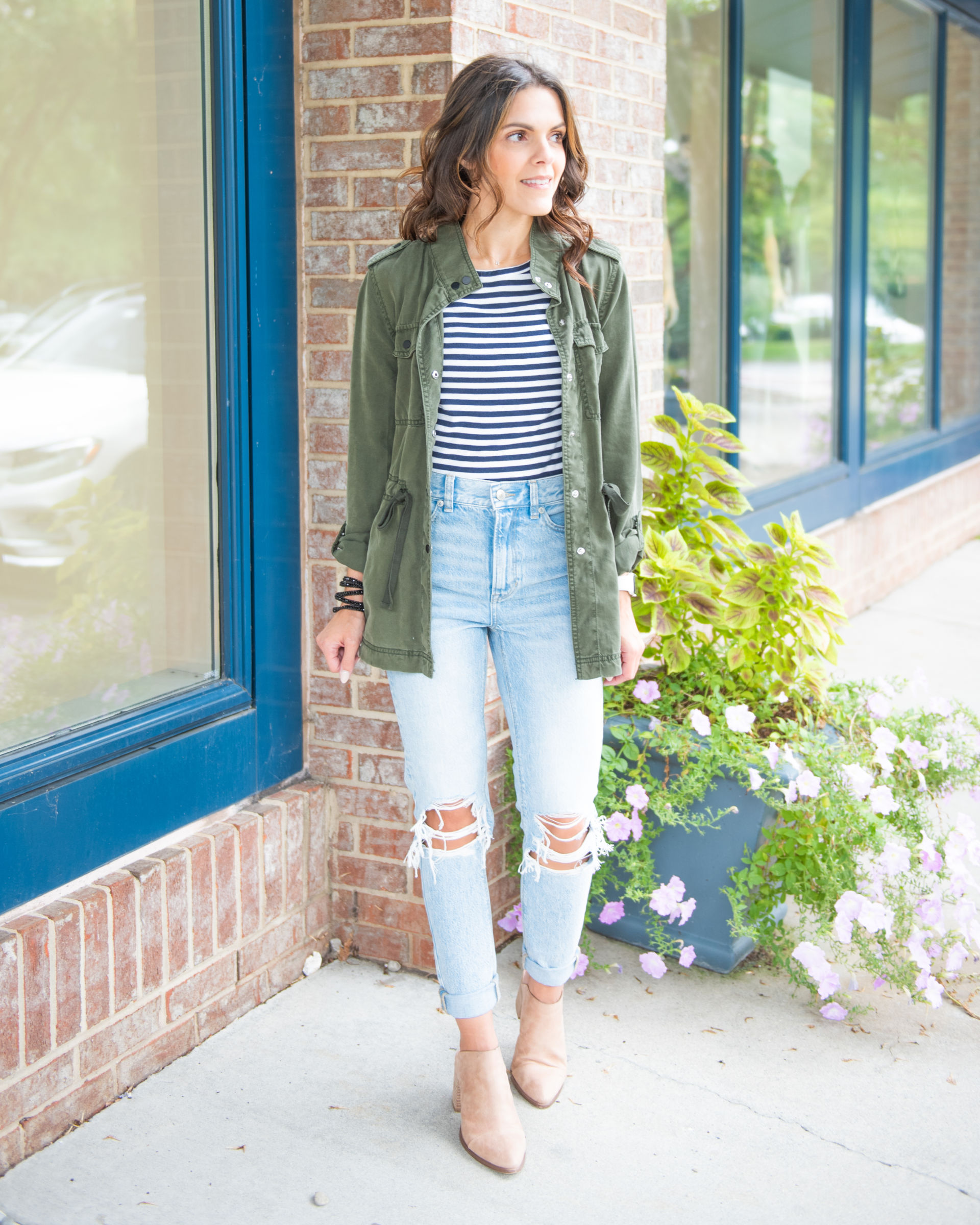 American Eagle denim round up