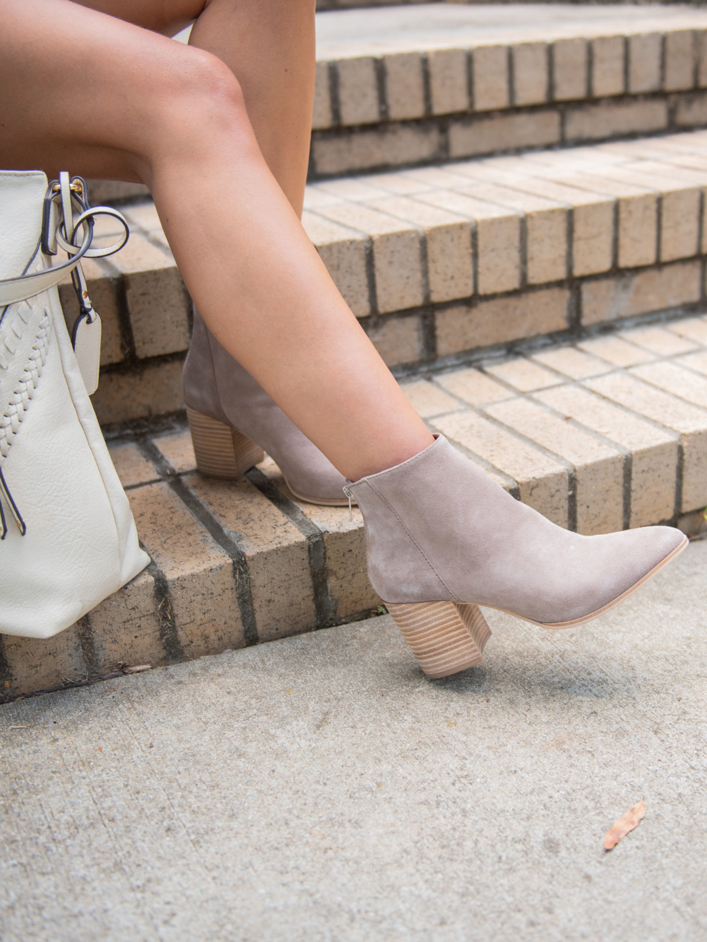 Styling booties from Summer to Fall