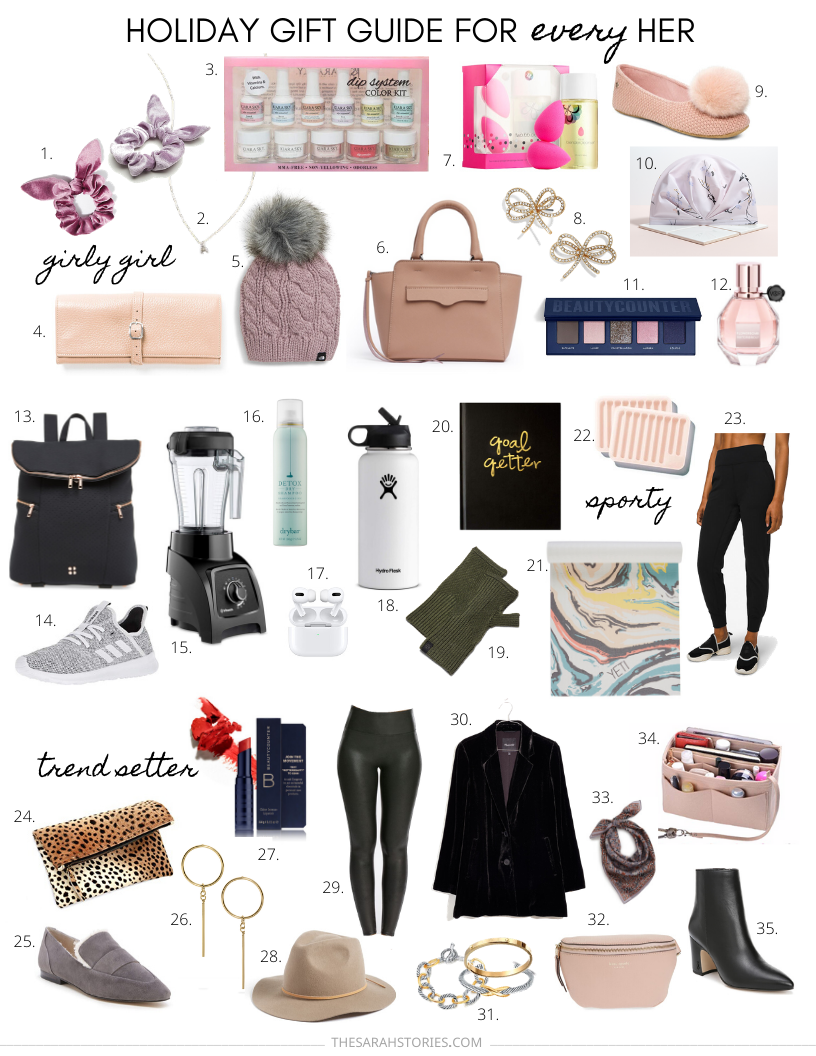 2019 Gift Guide for every kind of HER