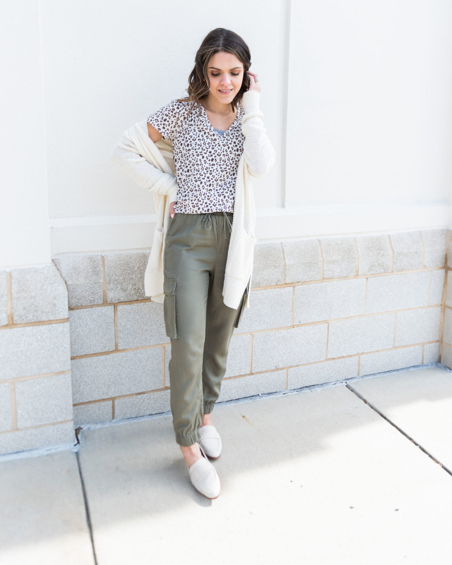 7 ways to style joggers