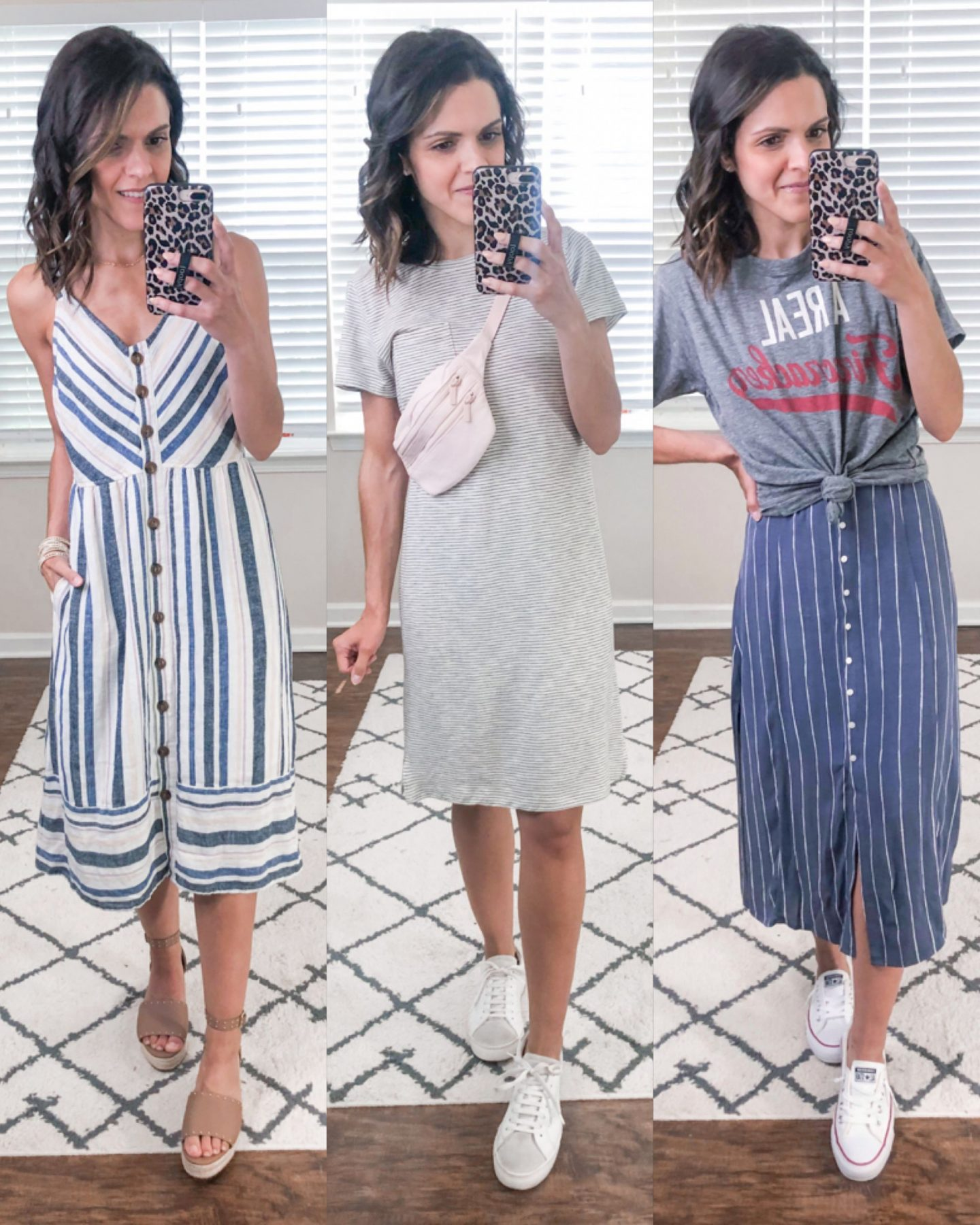 15 ways to style stripes for Summer