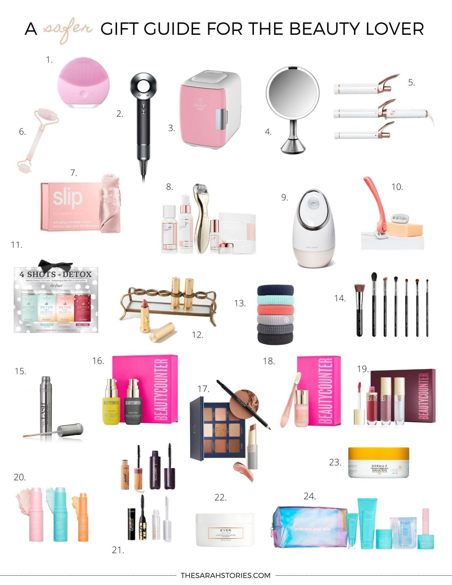 A safer gift guide for the beauty lover
